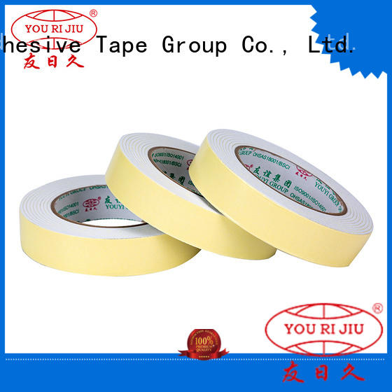 Yourijiu anti-skidding double side tissue tape online for stationery