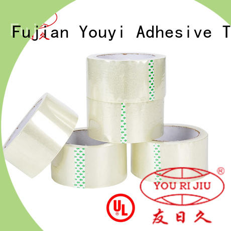good quality bopp printed tape supplier for gift wrapping