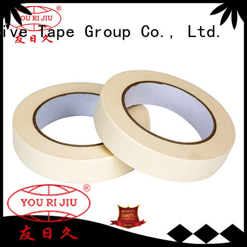 Yourijiu no residue masking tape price supplier for woodwork