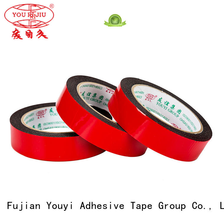 aging resistance double face tape manufacturer for food
