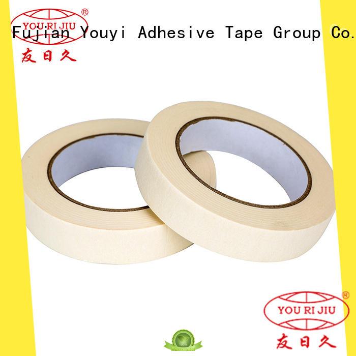 Yourijiu masking tape price supplier for bundling tabbing