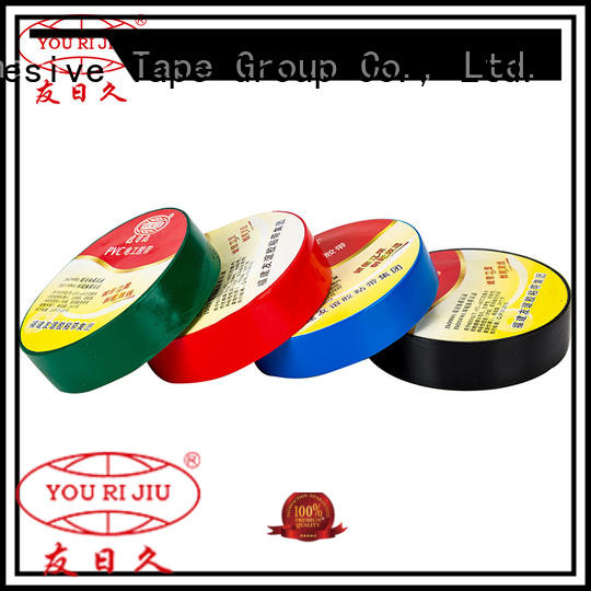 Yourijiu professional electrical tape wholesale for insulation damage repair