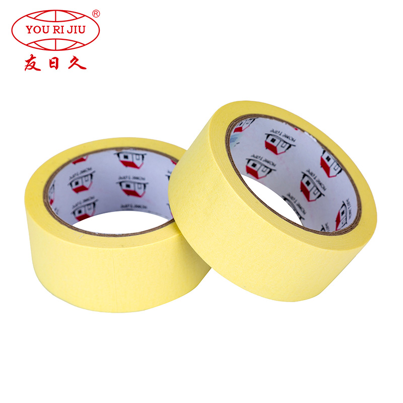 good chemical resistance masking tape price wholesale for light duty packaging-1
