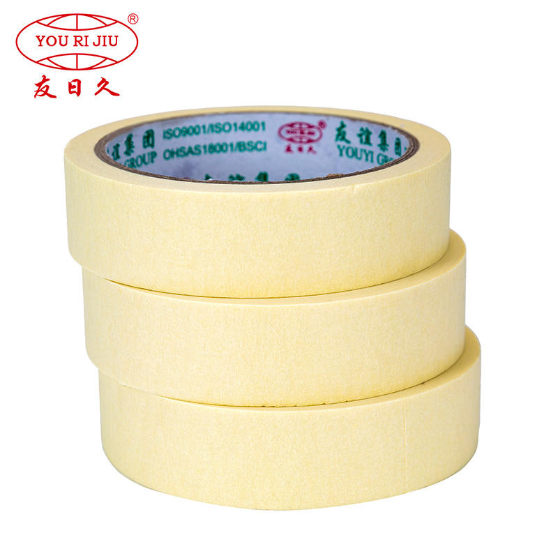 Masking Tape-Temperature Tolerance