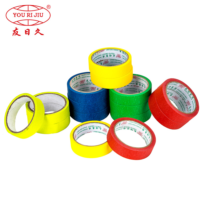 Yourijiu paper masking tape supplier for home decoration-1