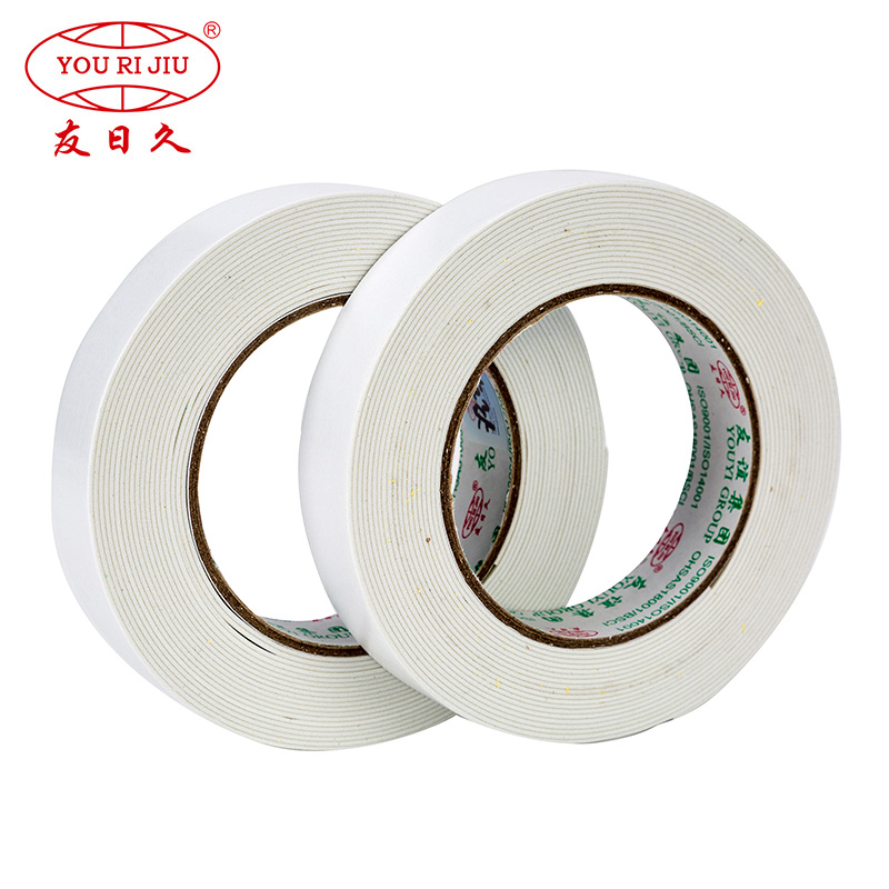 anti-skidding double sided foam tape promotion for food-1