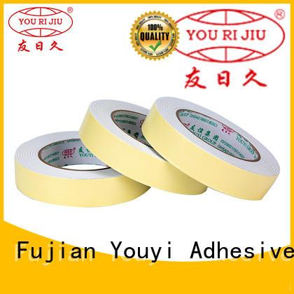 Yourijiu safe pe foam tape for stationery
