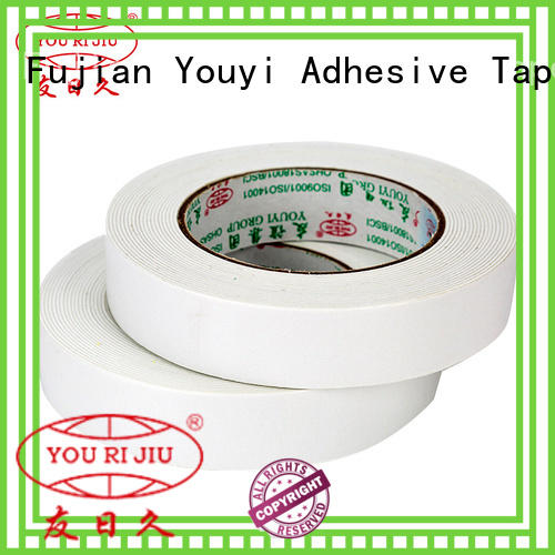 Yourijiu double side tissue tape manufacturer for stickers
