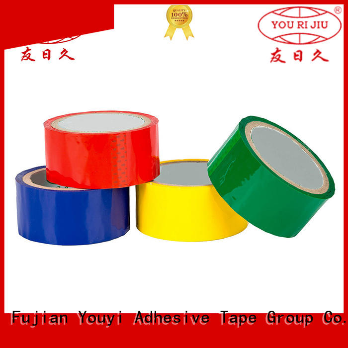 odorless bopp packaging tape supplier for auto-packing machine