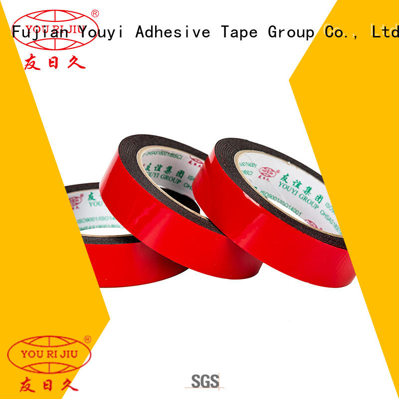 professional double sided foam tape at discount for stationery