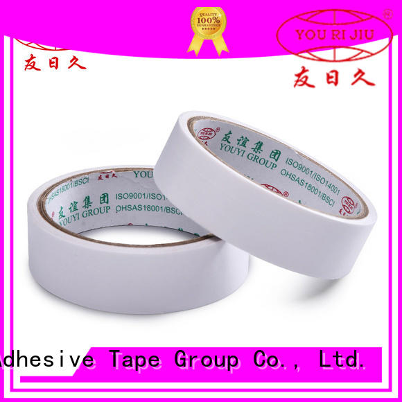 Yourijiu professional double side tissue tape online for stationery