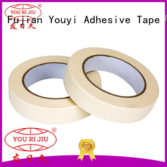 Yourijiu masking tape price supplier for home decoration