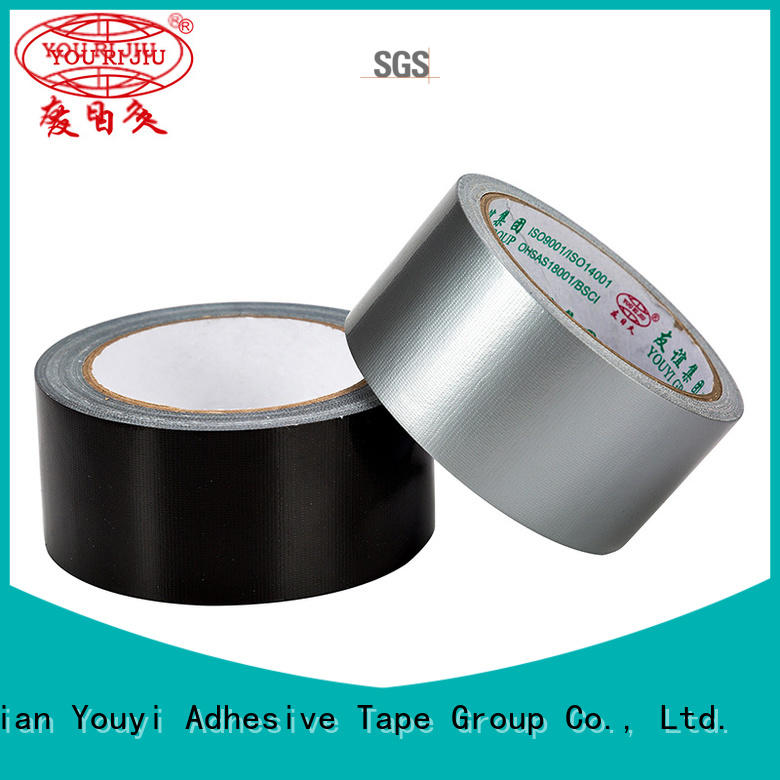 Yourijiu water resistance cloth adhesive tape on sale for carpet stitching