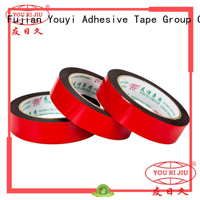 Yourijiu double sided foam tape at discount for stationery