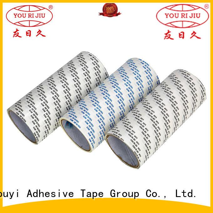 Yourijiu adhesive tape directly sale for refrigerators