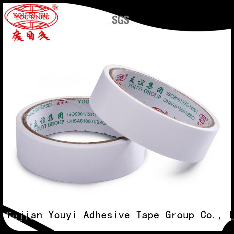 Yourijiu aging resistance double face tape promotion for food