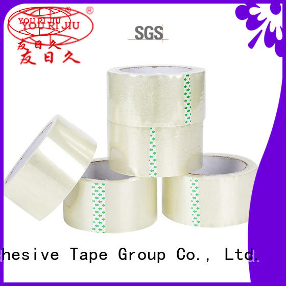 bopp printed tape high efficiency for gift wrapping Yourijiu
