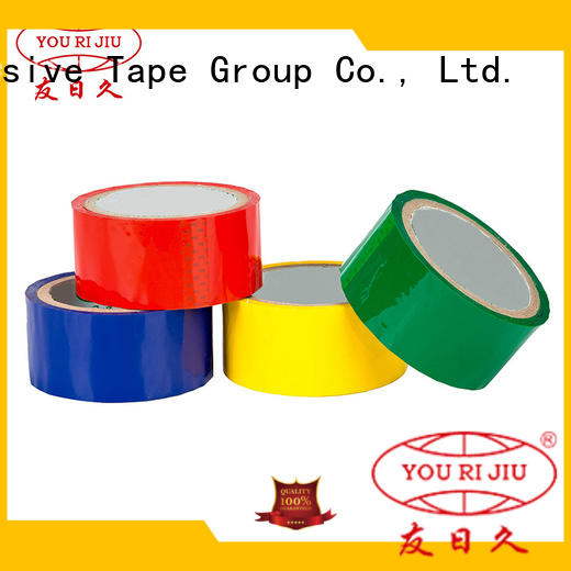 Yourijiu non-toxic bopp adhesive tape factory price for auto-packing machine