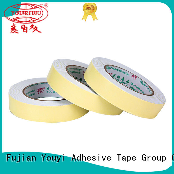 professional double face tape promotion for food