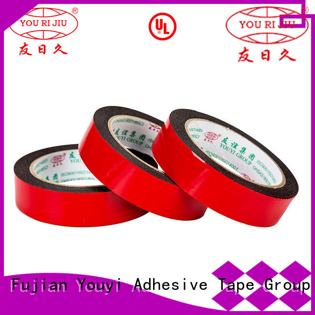 Yourijiu safe double side tissue tape promotion for stickers