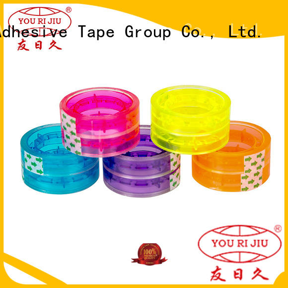 good quality bopp adhesive tape high efficiency for strapping