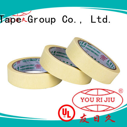 no residue masking tape price wholesale for light duty packaging