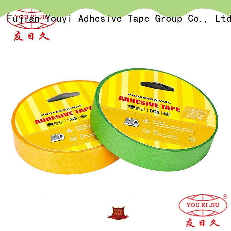 Yourijiu washi masking tape supplier for fixing