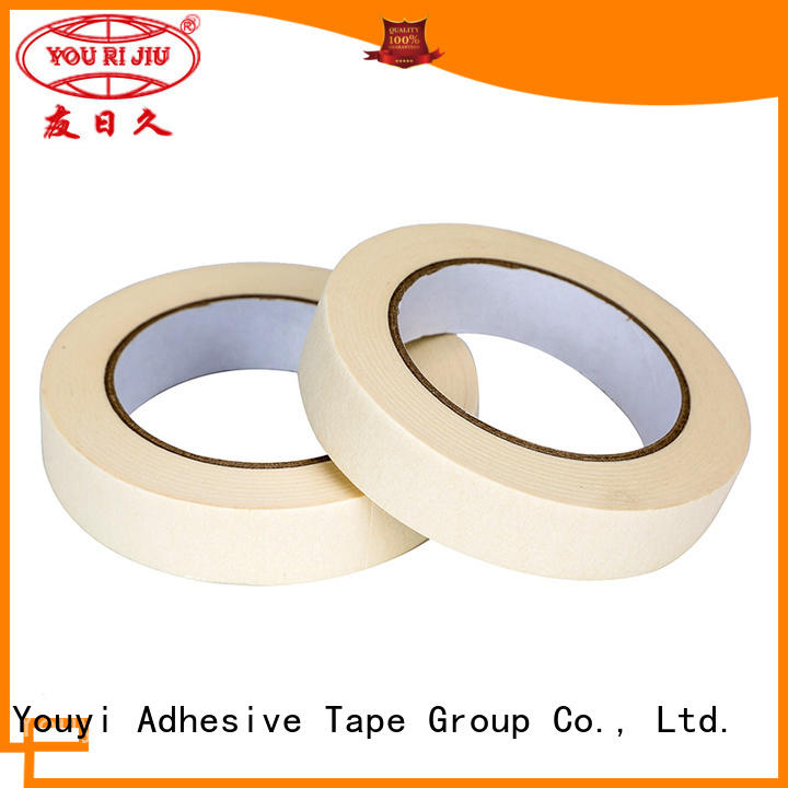 high temperature resistance masking tape price directly sale for woodwork