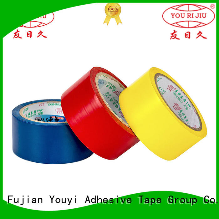 Yourijiu anti-static pvc insulation tape for insulation damage repair