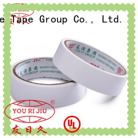 Yourijiu double sided foam tape manufacturer for stationery