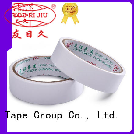 Yourijiu anti-skidding double sided tape promotion for office