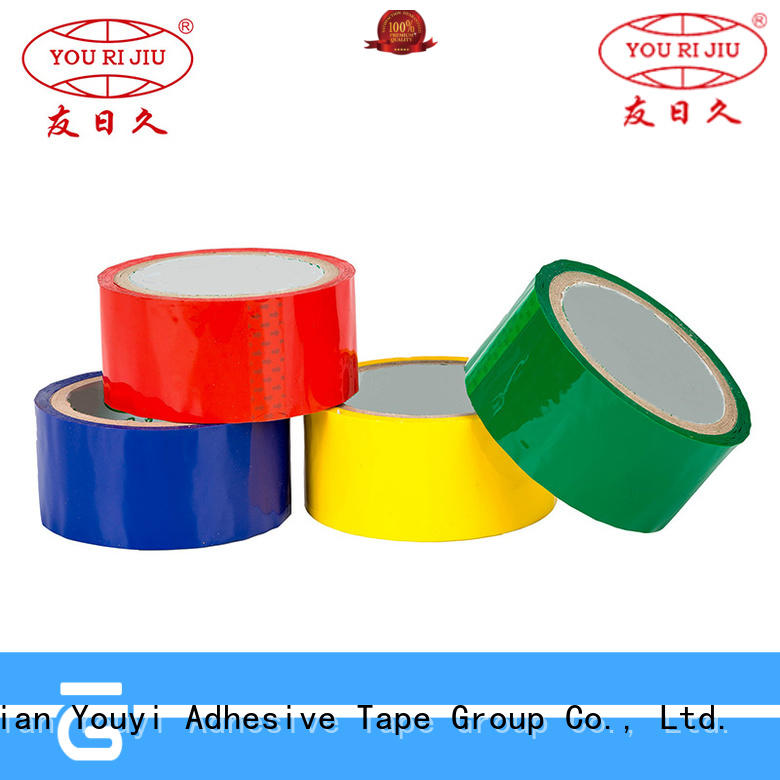 Yourijiu bopp tape anti-piercing for auto-packing machine