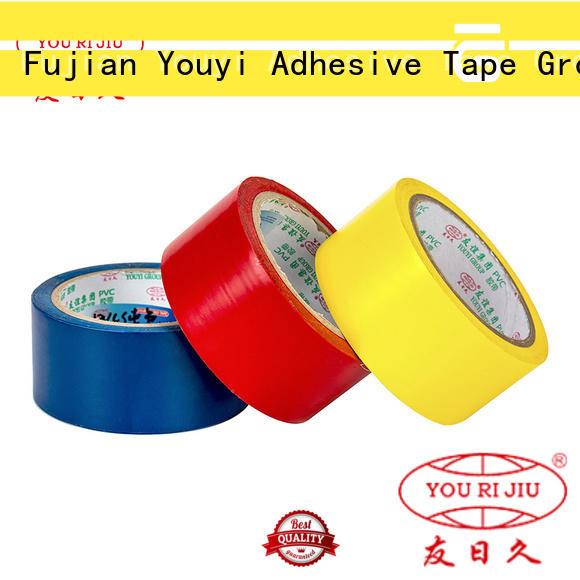 Yourijiu electrical tape wholesale for voltage regulators