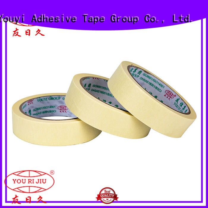 Yourijiu masking tape supplier for light duty packaging
