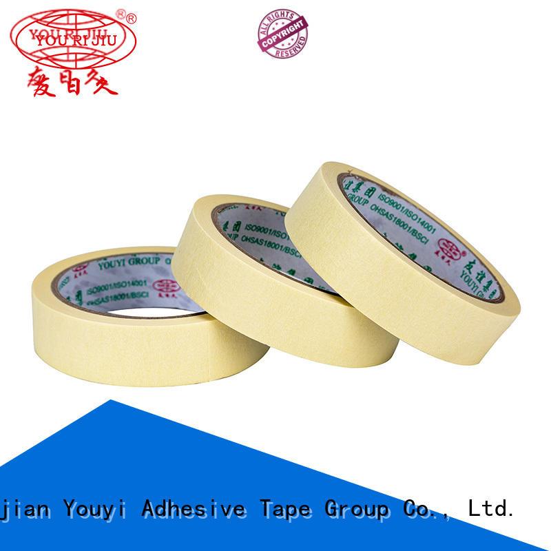Masking Tape-Temperature Tolerance
