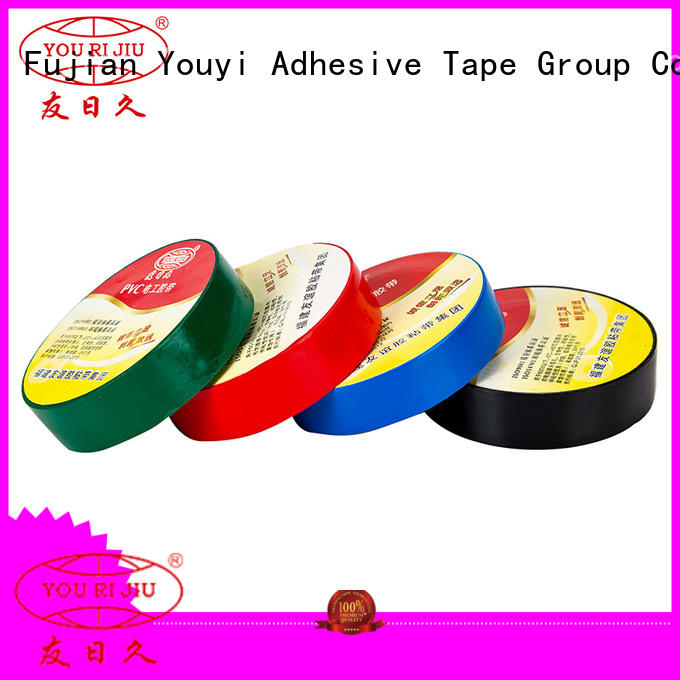 Yourijiu corrosion resistance electrical warning tape for capacitors