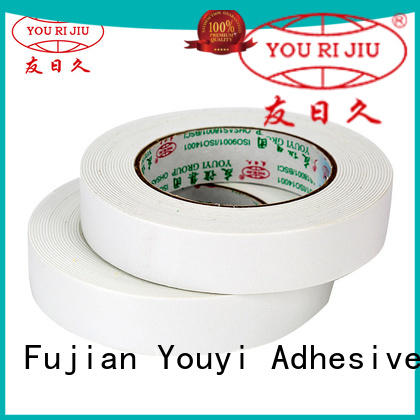 Yourijiu double side tissue tape manufacturer for office