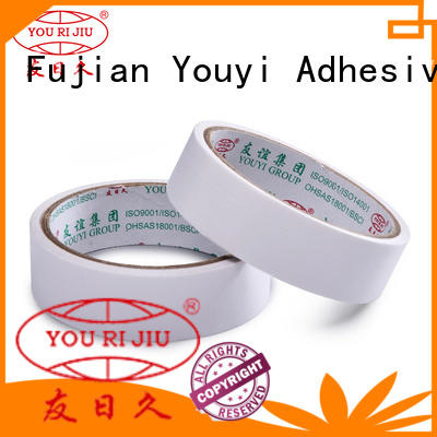safe double face tape manufacturer for food