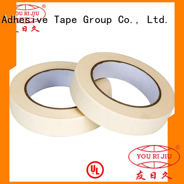 Yourijiu high adhesion masking tape directly sale for home decoration