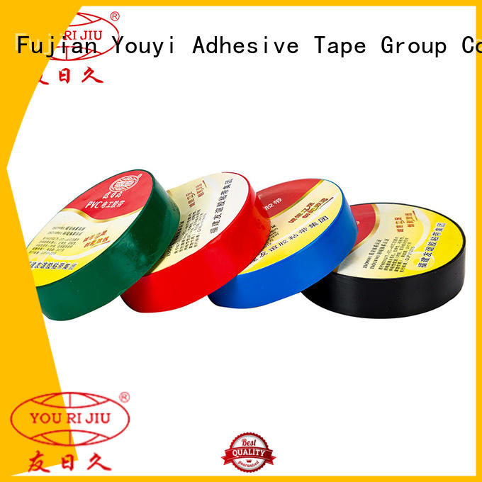 Yourijiu pvc tape personalized for wire joint winding