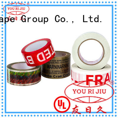 odorless bopp adhesive tape factory price for auto-packing machine
