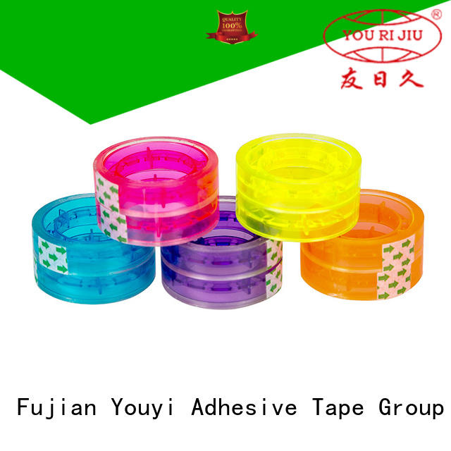 good quality bopp adhesive tape factory price for auto-packing machine