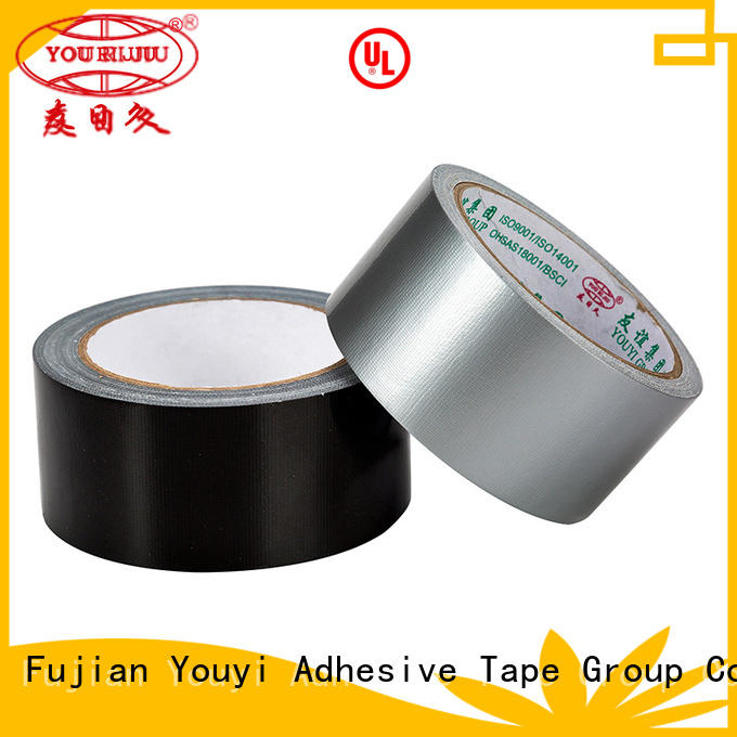 Yourijiu oil resistance duct tape on sale for carton sealing