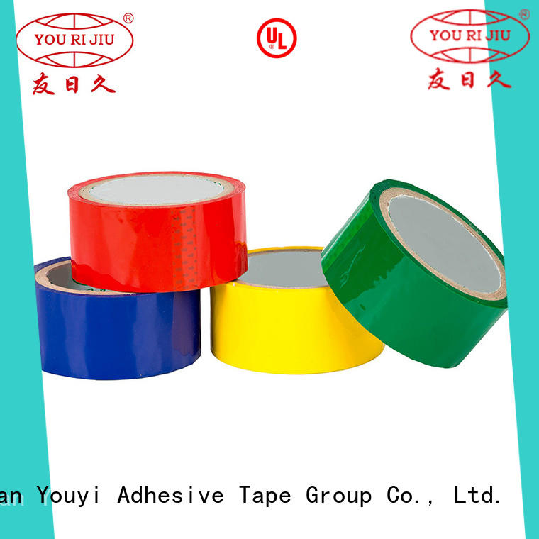 odorless bopp tape high efficiency for strapping