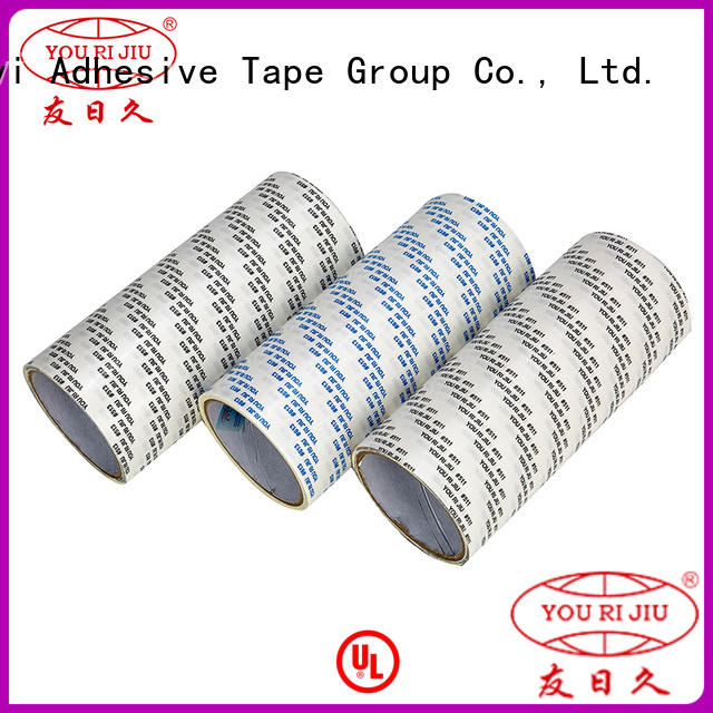 Yourijiu aluminum tape from China for refrigerators