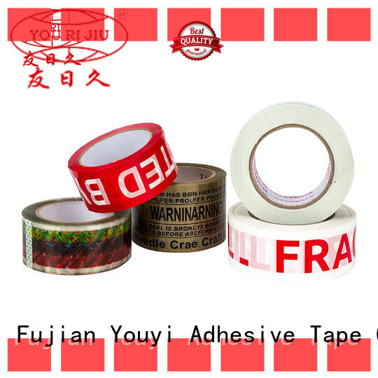 odorless clear tape supplier for carton sealing