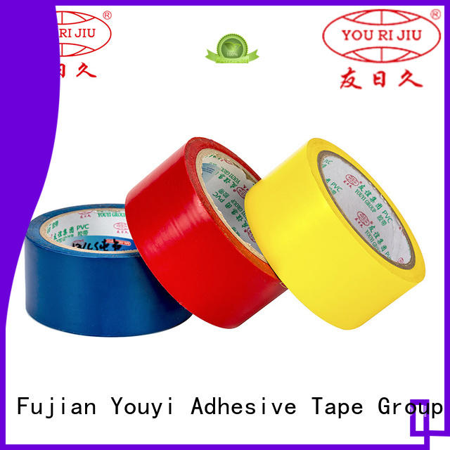Yourijiu pvc sealing tape supplier for motors