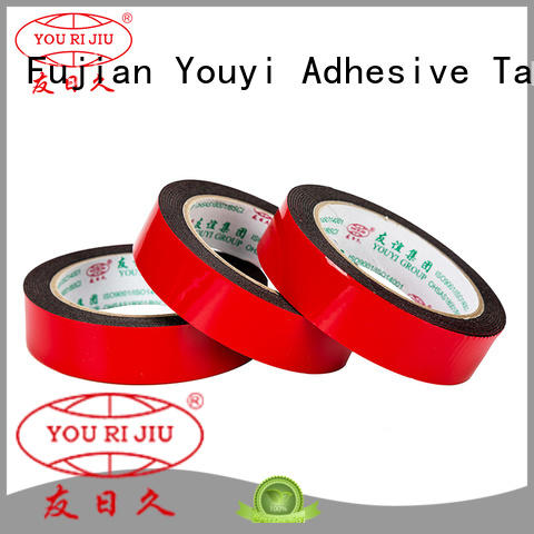 Yourijiu aging resistance double side tissue tape manufacturer for food