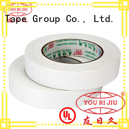 Yourijiu aging resistance double face tape promotion for stickers