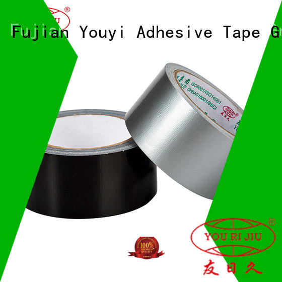 Yourijiu water resistance cloth adhesive tape supplier for waterproof packaging